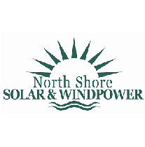 North Shore Solar and Windpower Co. logo