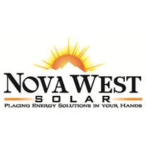 Nova West Solar logo