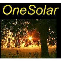 One Solar logo