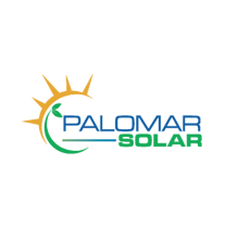 Palomar Solar logo