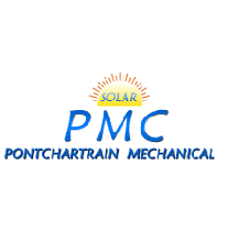 PMC Solar (Pontchartrain Mechanical Co.) logo
