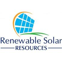 Renewable Solar Resources logo