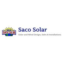 Saco Solar Store logo