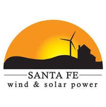 Santa Fe Wind and Solar Power (Division of Santa Fe Air Conditio logo