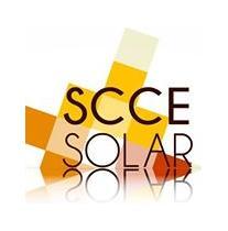 scce solar logo