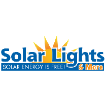 Solar Lights and More logo