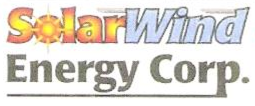 Solar  Wind  Energy  Corporation