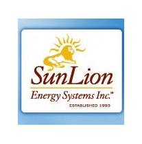 SunLion Energy Systems logo