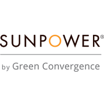 SunPower by Green Convergence logo