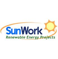 SunWork - a local nonprofit organization logo