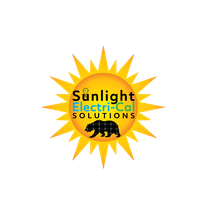 Sunlight Electric-cal solutions logo