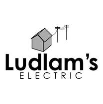 Ludlam's Electric logo