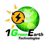 1Green Earth Technologies - Renewable Energy logo