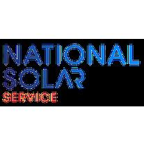 National Solar Service, LLC logo
