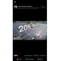 Texoma Solar Solutions logo