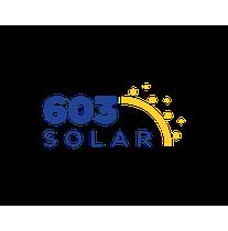 603 Solar logo