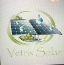 Vetrix Solar logo