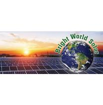 Bright World Solar logo