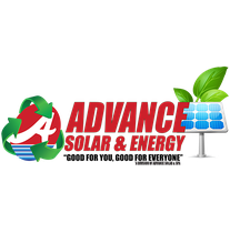 Advance Solar and Energy logo