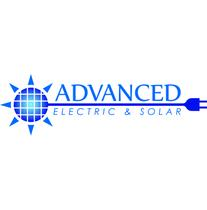 Advanced Electric and Solar logo