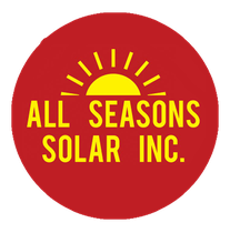 All Seasons Solar, Inc. logo