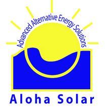 Advanced Alternative Energy Solutions dba Aloha Solar logo