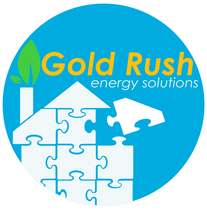 Gold Rush Energy Solutions logo