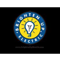 Brighten Up Electrical logo