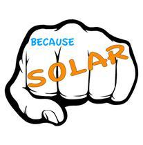 BecauseSolar logo