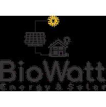 BioWatt Energy & Solar logo