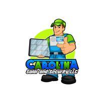 Carolina Solar and Security logo