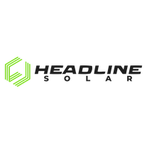Headline Solar logo