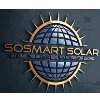 SoSMART Solar logo