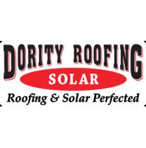 Dority Roofing & Solar logo
