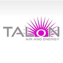 Talon Air and Energy logo