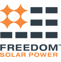 SunPower by Freedom Solar logo