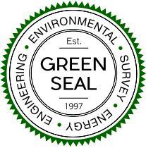 Green Seal Envrionmental logo