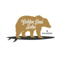 Golden Bear Solar logo