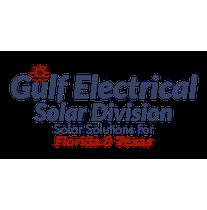 Gulf Electrical Solar logo