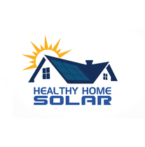Healthy Home Solar logo
