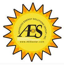 AES Solar logo