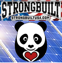 Strongbuilt USA logo