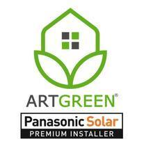 ArtGreen Solar logo