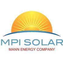 MPI Solar logo