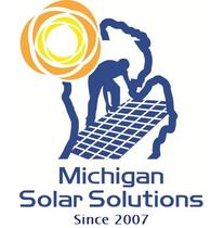 Michigan Solar Solutions logo