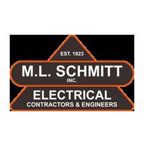 M. L. Schmitt Electric, Inc. logo