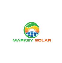 Markey Solar logo