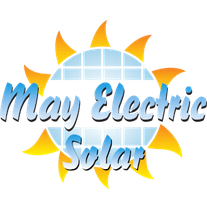 May Electric Solar logo