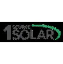 1 Source Solar logo