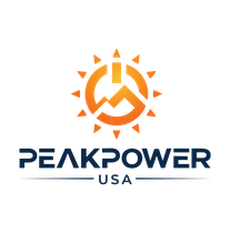 Peak Power USA logo